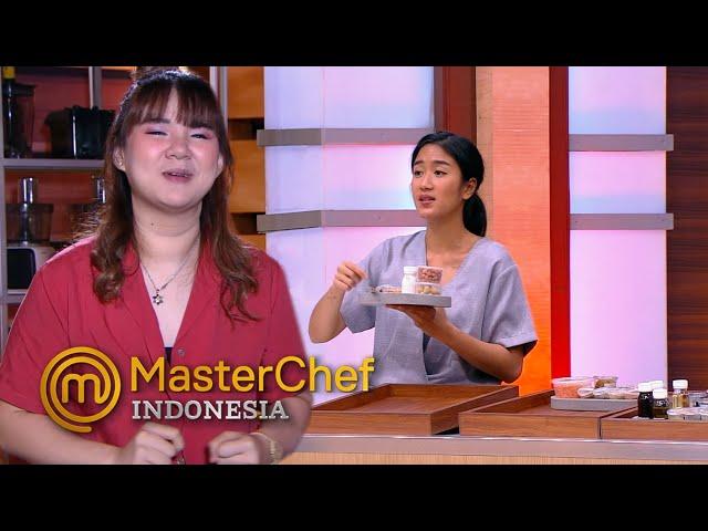 MASTERCHEF INDONESIA - Akhirnya Clava Lega Karena Dapatkan Rempah Ini | TOP 5