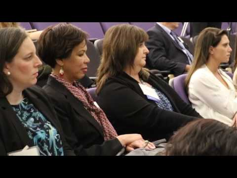 Governor Hogan Talks Maryland's Economy with Women in the Commercial Real Estate Industry