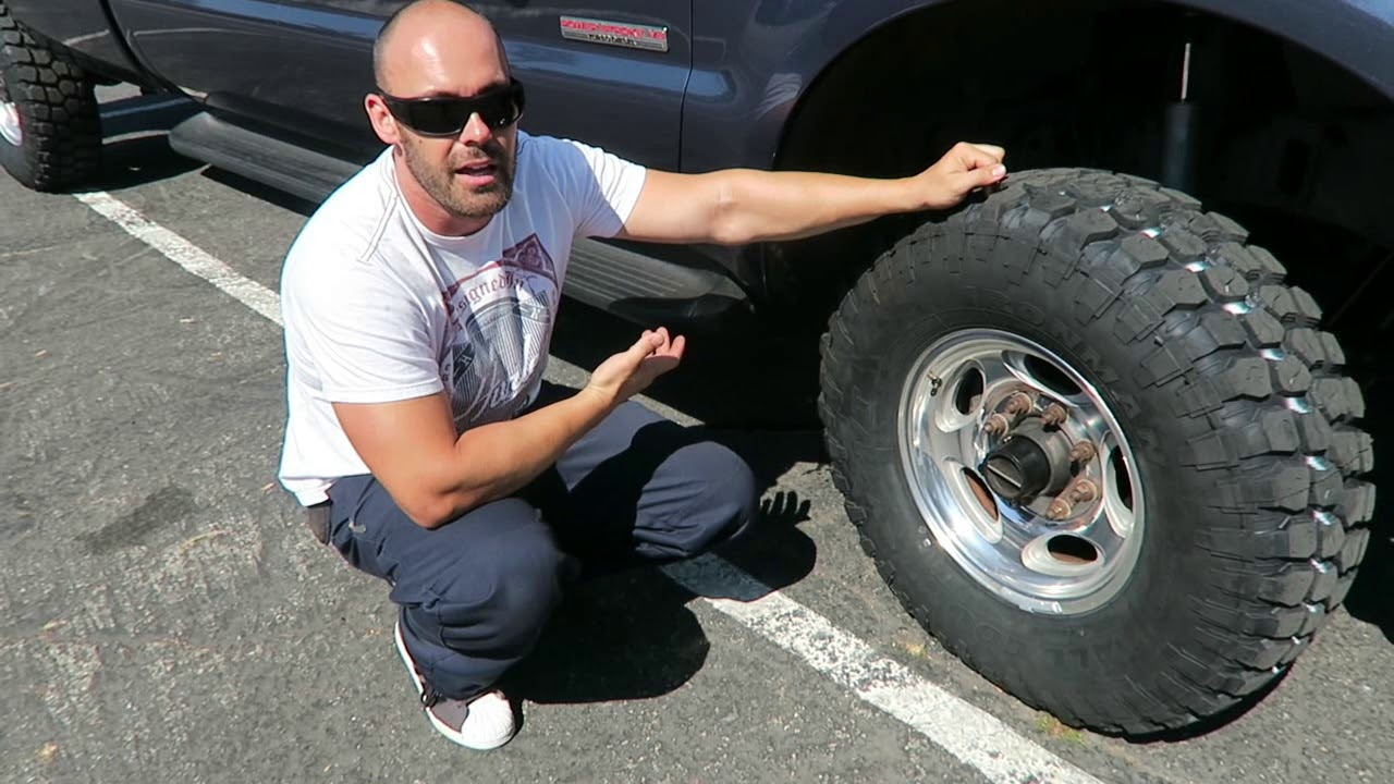 4X4 OFF ROAD TIRES FOR TRUCK   IRONMAN TIRES REVIEW. - YouTube