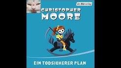 Christopher Moore's EIN TODSICHERER PLAN gelesen von Simon Jäger KOMPLETTES Hörbuch