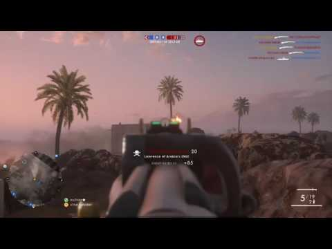 Lawrence of Arabia SMLE (Battlefield 1 Gun Review)