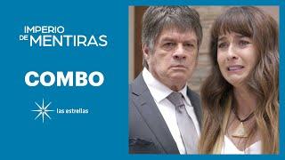 Imperio de mentiras: Renata confiesa que su tío Eugenio abusó de ella | C- 89 | Las Estrellas