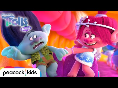 Trolls Holiday: