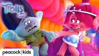 "Trolls Holiday: ""Love Train"" Song Clip 