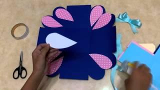 外盒材料包組裝教學影片 - PART1