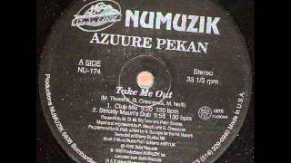 Azuure Pekan - Take Me Out (Andre Renzo