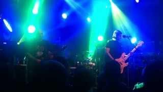 Riverside - Feel Like Falling - Live at Colmar, Le Grillen (France) - 12 avril 2014