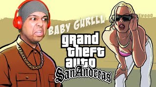AH SHHT HERE WE GO AGAIN, AGAIN... [GTA: SAN ANDREAS] [#02]