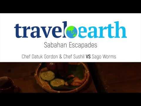 Sabahan Escapades - Bizarre Food