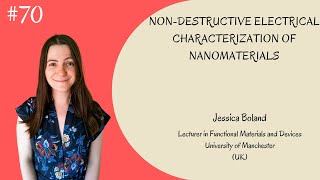 Non-destructive Characterization of Nanomaterials ft. Jessica Boland | #70 Under the Microscope