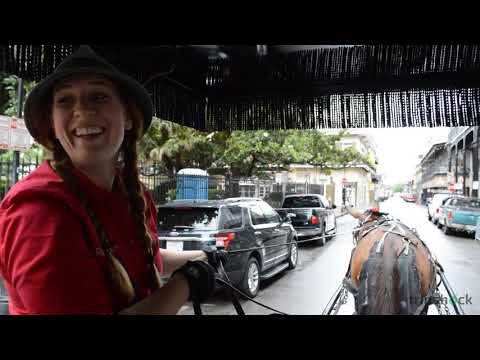 New Orleans Carriage Rides