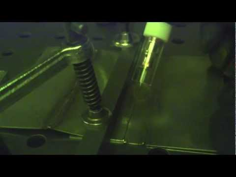 REVIEW OF ARGON GAS SAVER PYREX TIG TORCH LENS BY CK WORLD WIDE WELDING A LAP JOINT - PART 2