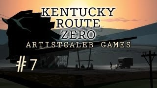 Kentucky Route Zero gameplay 7 (Act I)