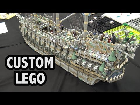 LEGO Pirates of the Caribbean Flying Dutchman Ship