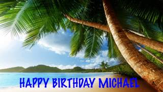 Michael - beaches - Happy Birthday