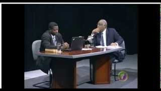 Part 2b- A Defence of E.G. White & Adventism by Derrick Gillespie (segment 2)
