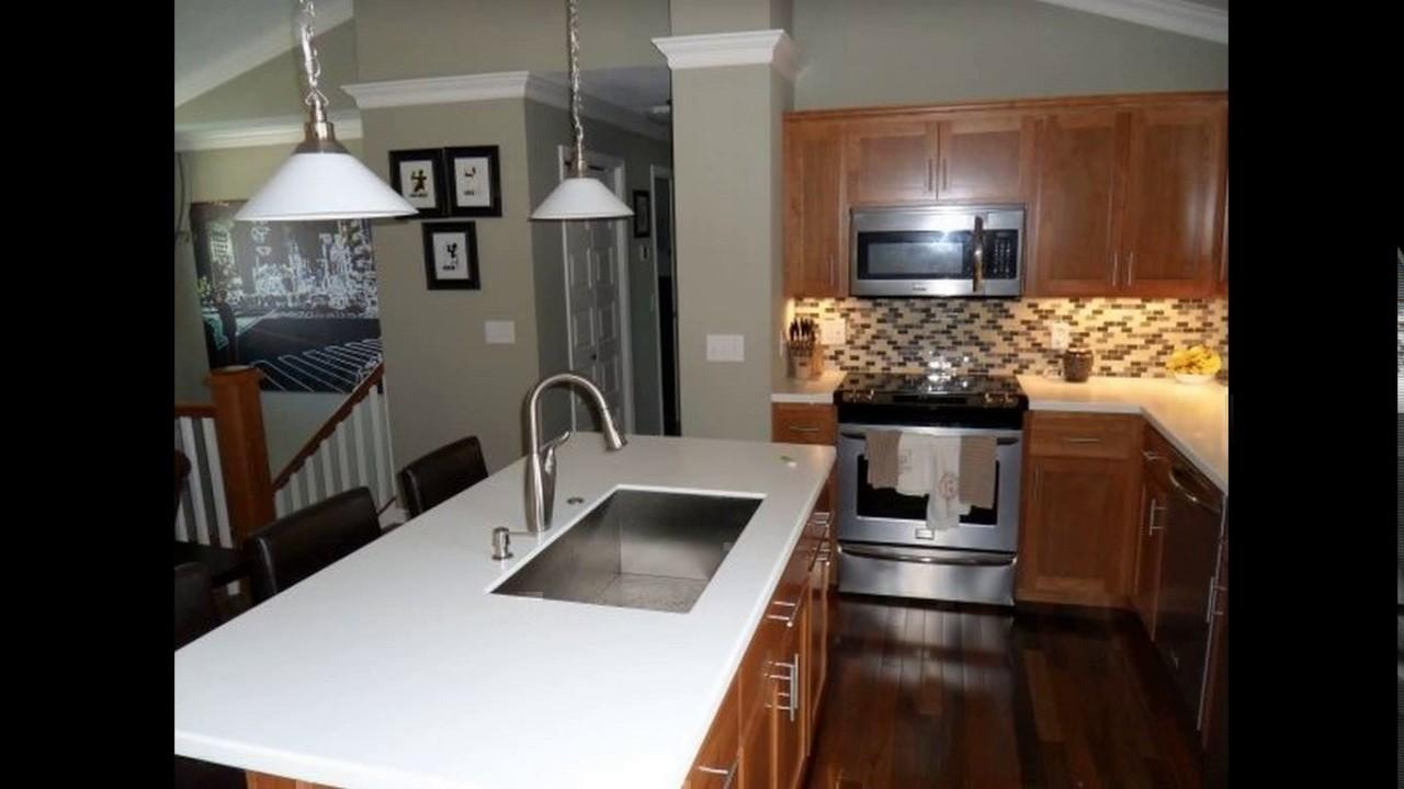 Bi Level Kitchen Designs Youtube