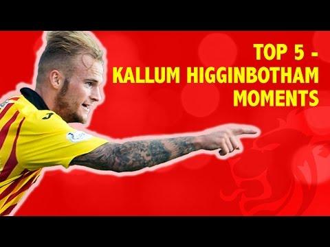 Top 5 - Kallum Higginbotham Moments