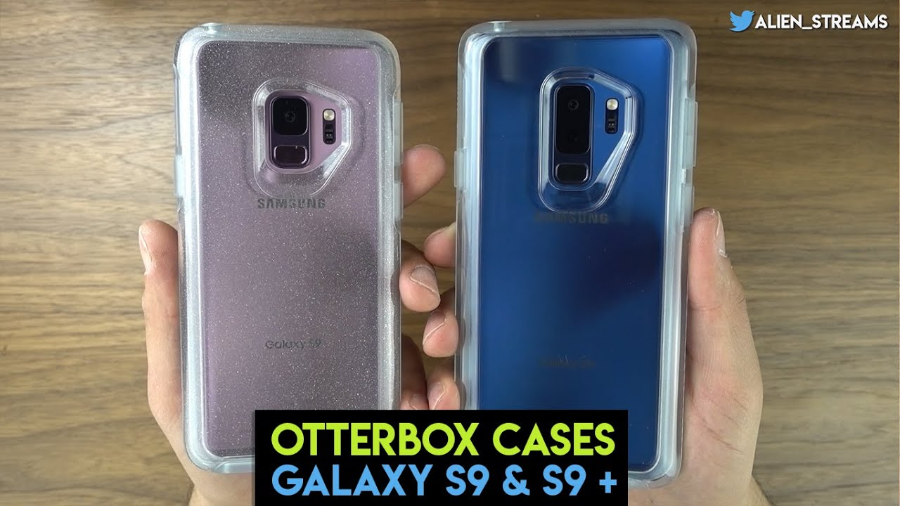 new concept ac46d 862f2 Otterbox Case for Galaxy S9 & S9 Plus