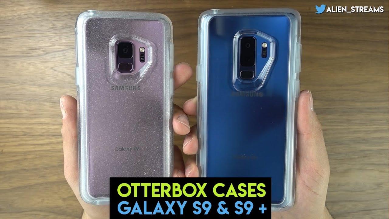 new concept 16fc7 bf00f Otterbox Case for Galaxy S9 & S9 Plus