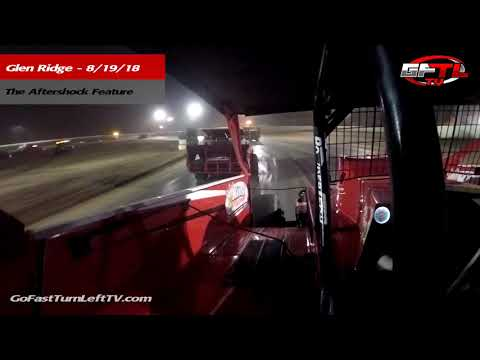 Danny Tyler @ Glen Ridge Motorsports Park - Aftershock Feature 8/19/18