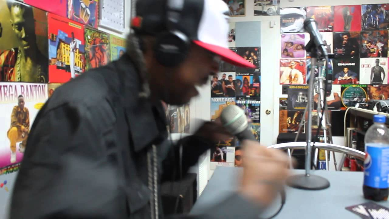 Blackout aka Grumpy on Unsigned Hype Radio Show