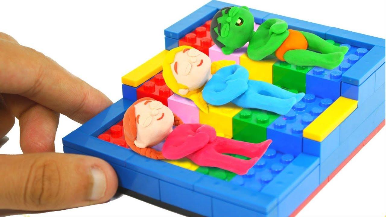 Superhero Babies Triple Bunk Beds Superhero Babies Play Doh