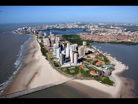 Conhecendo SÃO LUÍS MA #2ª PARTE - Avenida dos Holandeses - Litorânea - Praias