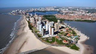 Conhecendo SÃO LUÍS MA #2ª PARTE - Avenida dos Holandeses - Litorânea - Praias EP #043