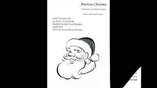 American Christmas - Divers arr. Jean-Michel Germanier