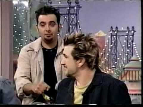 NSYNC Interview With Rosie