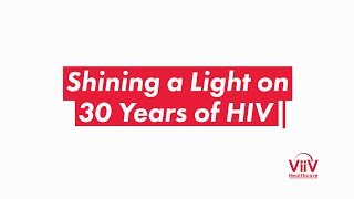 HIV Has Changed - 30 years in 30 seconds animation