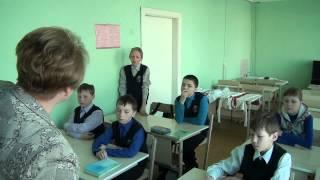 Школа №1 г.Й-Ола урок Марийского языка