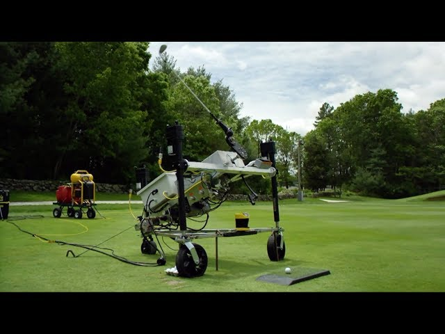 Golf Channel Morning Drive: Inside the Manchester Lane Test Facility