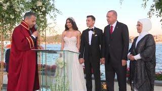 Президент - свидетель жениха