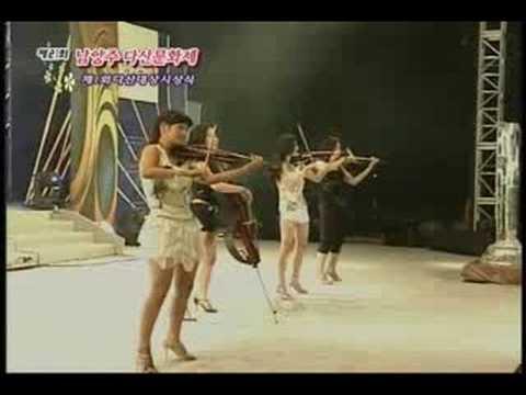 "Electric String Quartet ""Bellatrix""  (KOREA)"