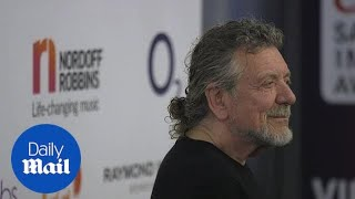 'Only in a chip shop in Camden': Robert Plant on Led Zeppelin reunion