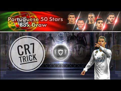 How To Get CR7 In Portuguese Pack - PES 2018