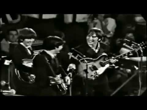 Клип The Beatles - I'm Down