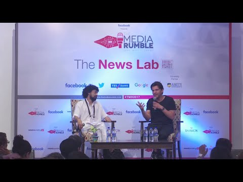 #MediaRumble: Europe's youngest editor-in-chief talks about subscription-driven news models
