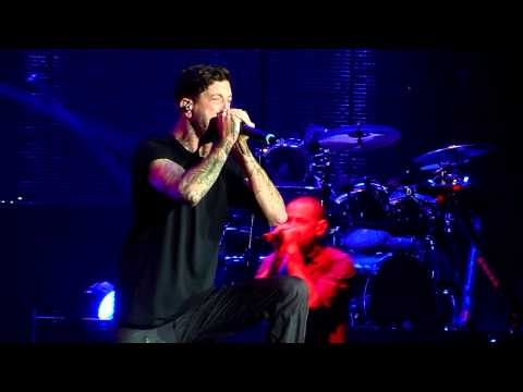 LinkinPark ft. Austin of Mice & Men - Faint (live in Oberhausen 2014) HD