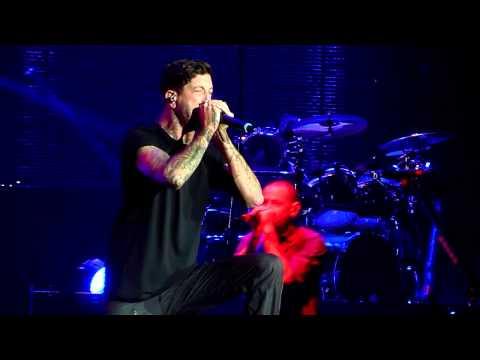LinkinPark ft. Austin of Mice & Men - Faint (live in Oberhausen 2014) HD