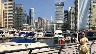 Видео на iPhone Х. Наше путешествие в Дубай
