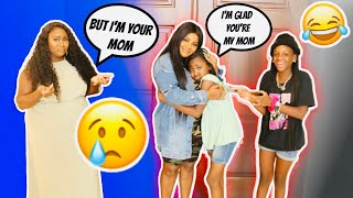 CALLING ANOTHER WOMAN MOM PRANK ON MOM