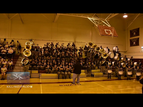 Whitehaven High School Marching Band - Scared of the Dark - 2017