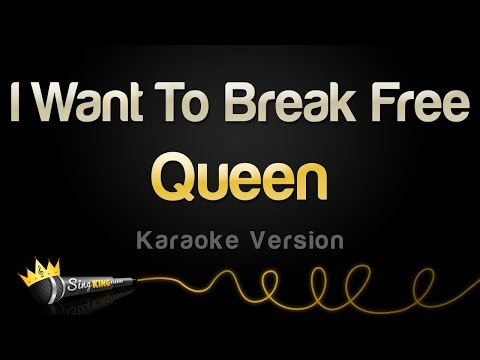 Queen - I Want To Break Free (Karaoke Version)