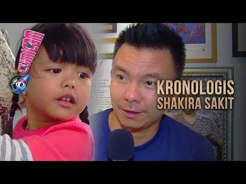 Sang Ayah Ungkap Kronologis Shakira Terdeteksi Mengidap Leukimia - Cumicam 20 Juli 2018