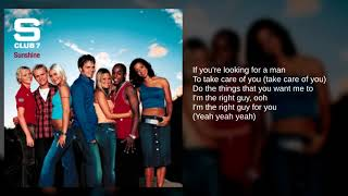 Watch S Club 7 Right Guy video