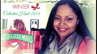 Winter Collective Haul 2014 | Target, Starbucks, Bath+ Body Works,CVS Thumbnail