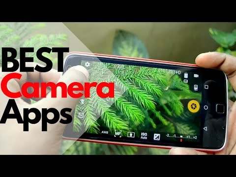 Best Professional Camera Apps For Your Android